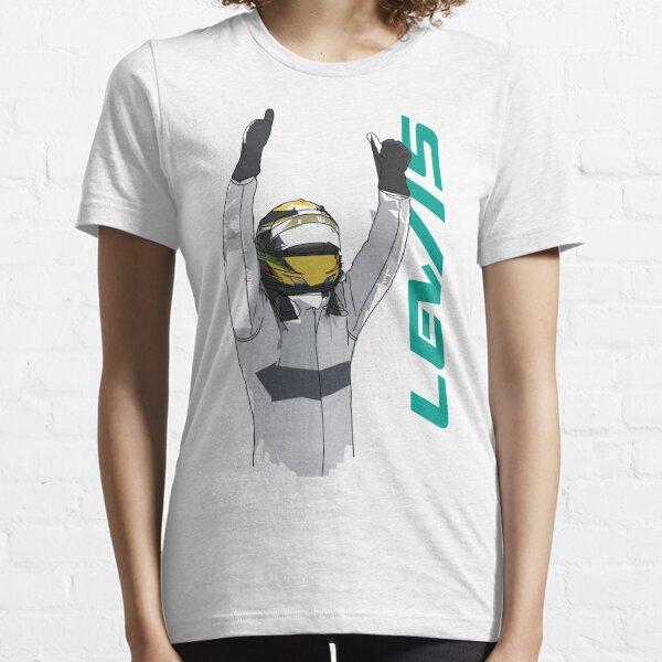 Lewis Hamilton T-shirt essentiel