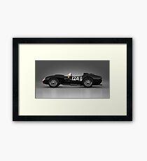 Ferrari 250 Testa Rossa - Rosette Framed Print