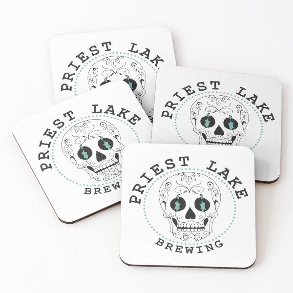 PLB Logo Coasters (Set of 4)