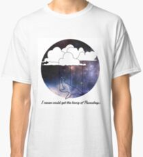 Hitchhiker's Guide Whale Classic T-Shirt