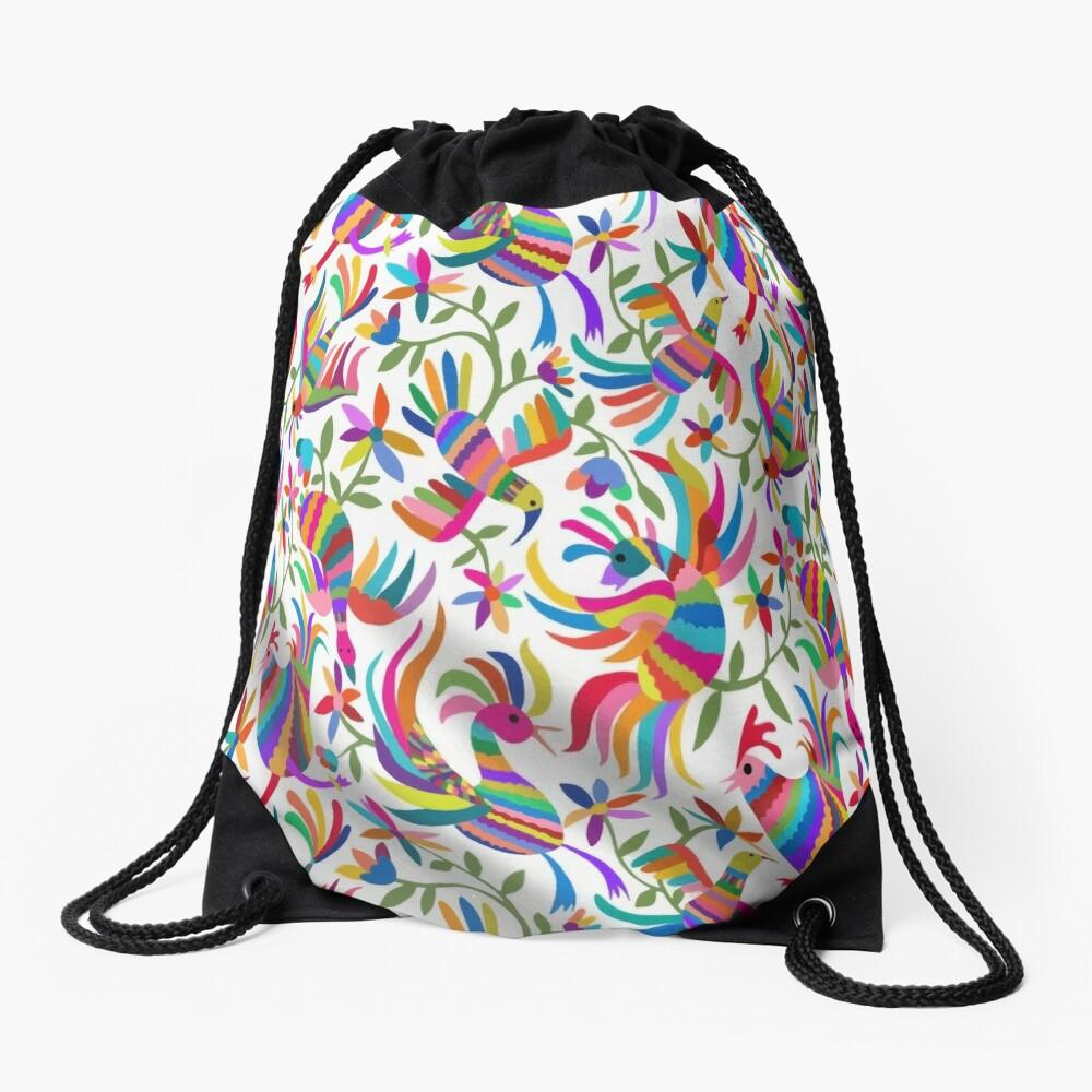 Otomi  Drawstring Bag