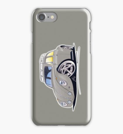 VW Beetle (Custom D) iPhone Case/Skin