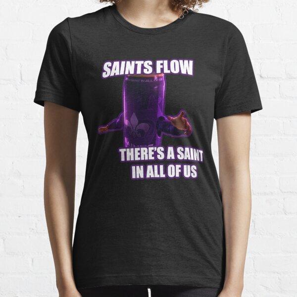Saints Flow Alternate Essential T-Shirt
