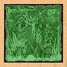 gaia green, spirit of nature by peter barreda
