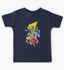 Morphin' Force Kids Tee