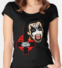 King Diamond Women's Fitted Scoop T-Shirt