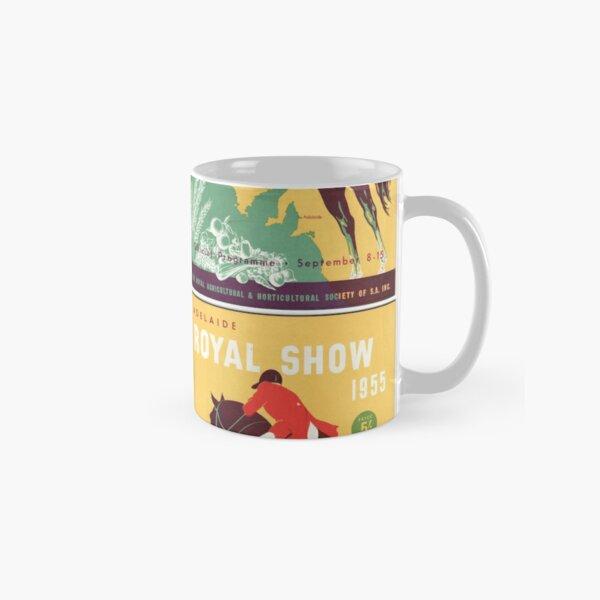 Royal Adelaide Show Programme 1955 Classic Mug