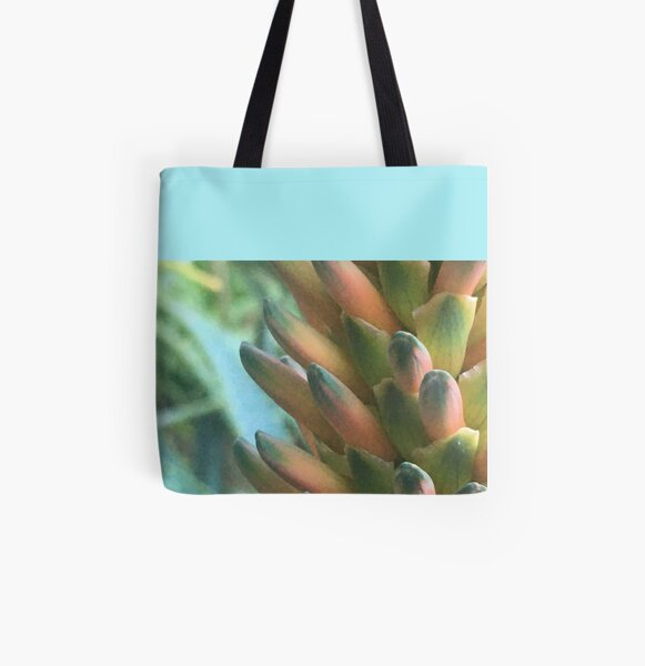 Bloom All Over Print Tote Bag