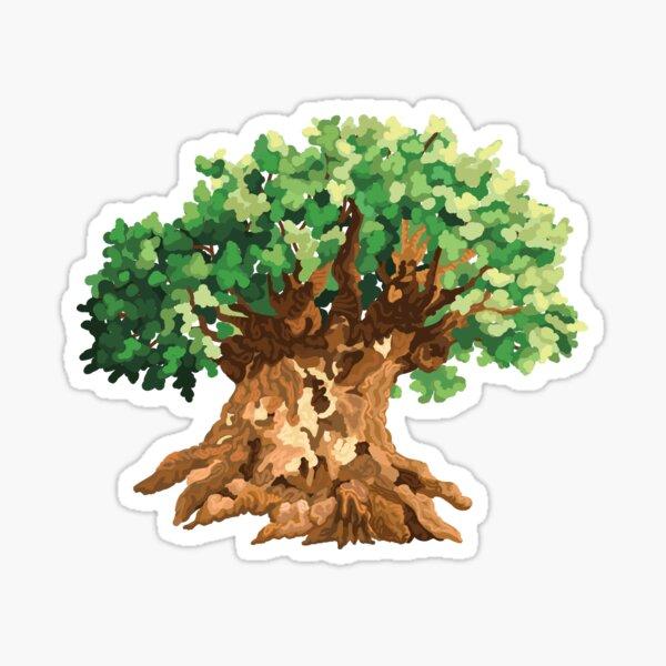 The Tree of Life, Animal Kingdom Sticker