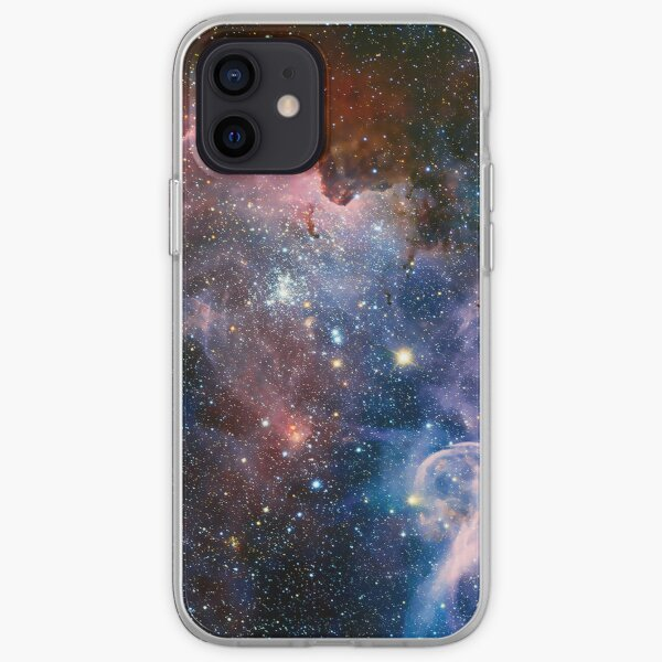 Galaxy I iPhone Soft Case