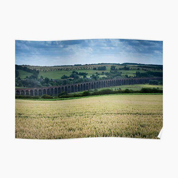 Welland Viaduct Poster