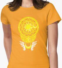 CardCaptor Sakura  Women's Fitted T-Shirt
