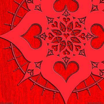 love, intimate (lianái) by peterbarreda