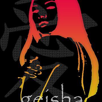 Geisha by greg28