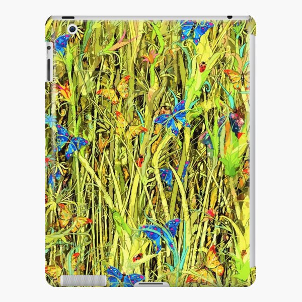 Qualias Butterflies Hard Edged iPad Snap Case