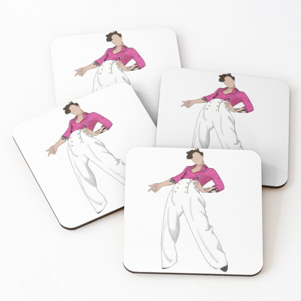 Fine Line Harry Styles Coasters (Set of 4)