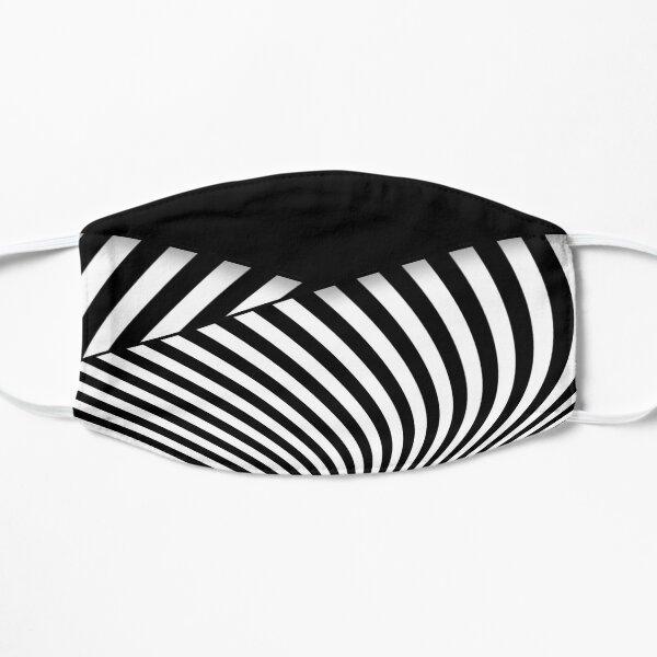 Whirly-Gig OpArt Flat Mask