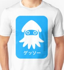 Blooper Blue Unisex T-Shirt