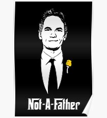 Not-A-Father Poster