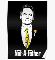 Barney Stinson Drawing Posters Redbubble