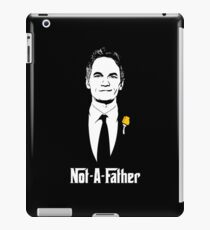 Not-A-Father iPad Case/Skin
