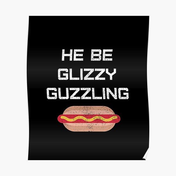 Shy Glizzy Posters | Redbubble