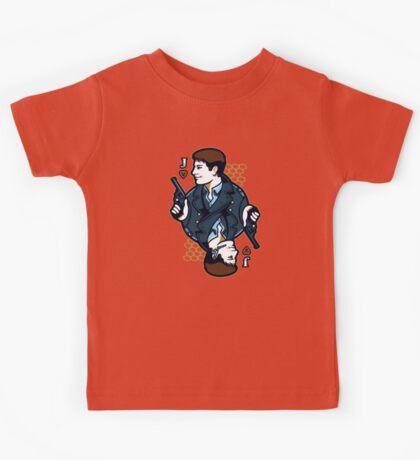 Capt Jack of Hearts Kids Clothes