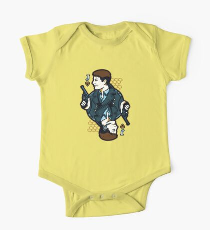 Capt Jack of Hearts Kids Clothes