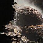 Devis Falls, Pokhara, Nepal by Martina Nicolls