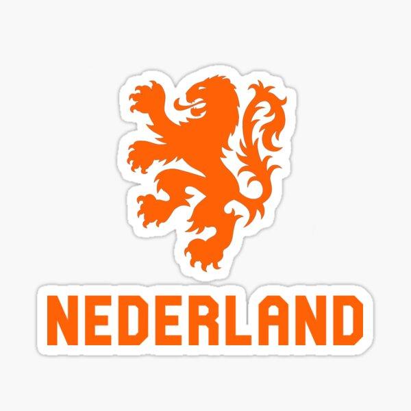 Nederland Oranje Sticker