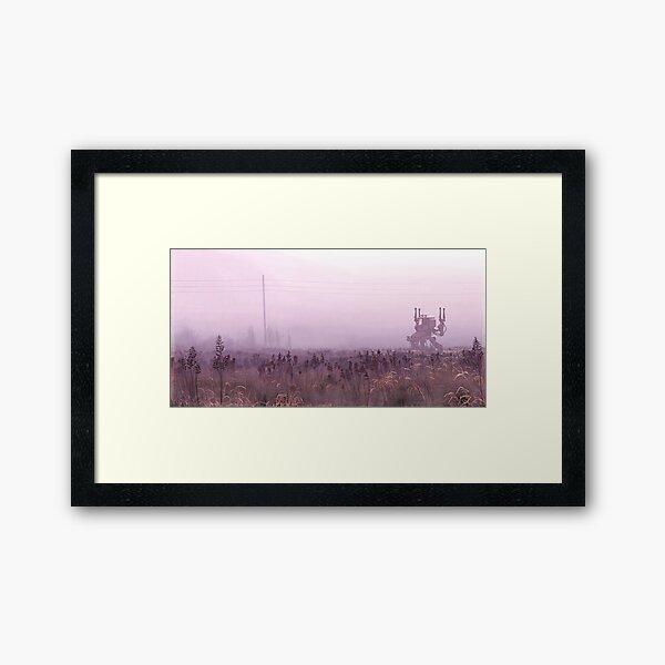 Maltemann Daktyl Framed Art Print