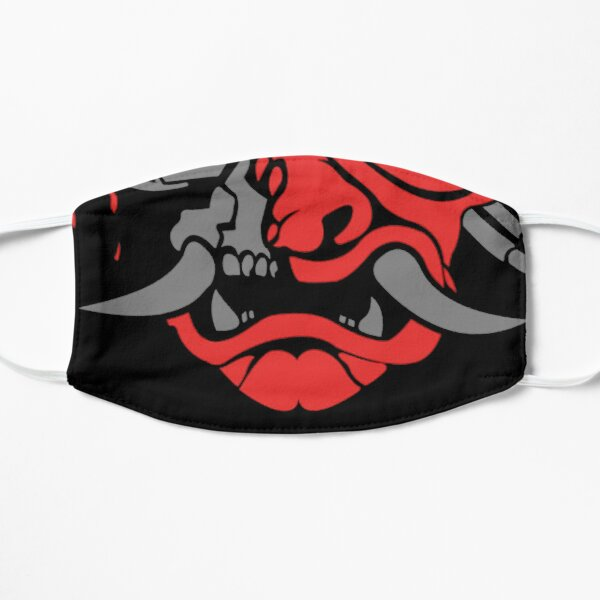 Cyberpunk Samurai Mask
