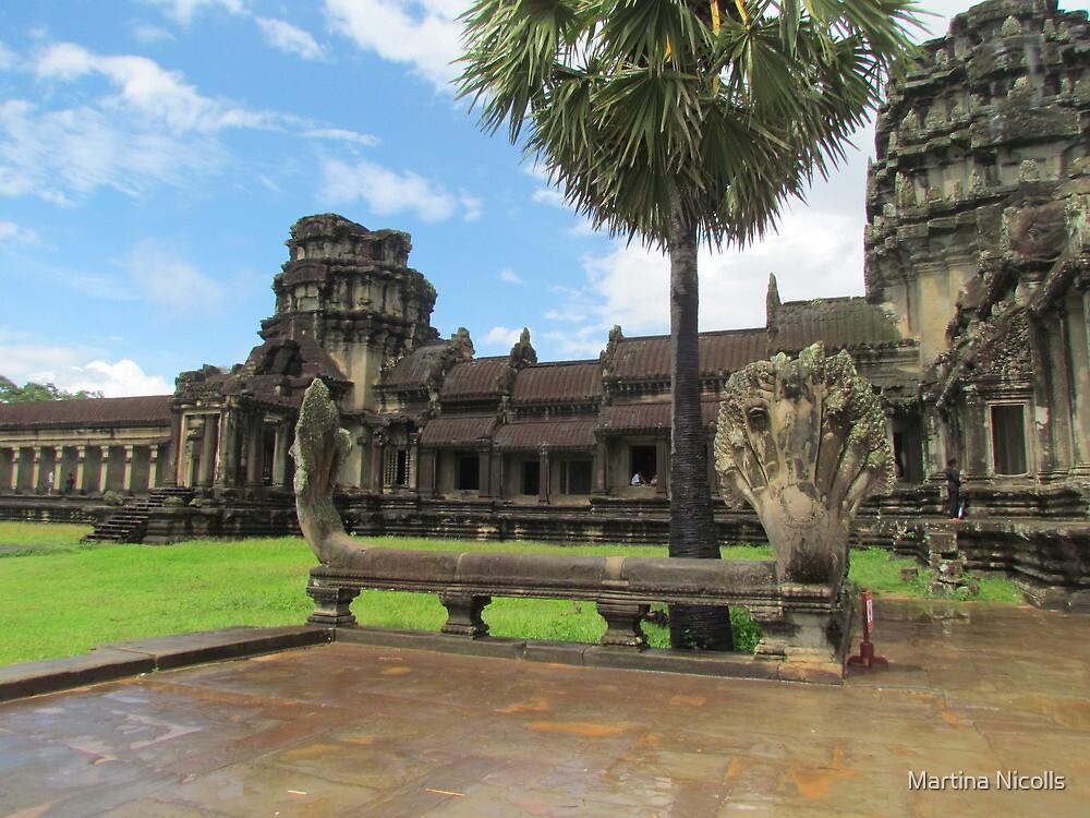 City of Peace, Cambodia by Martina Nicolls