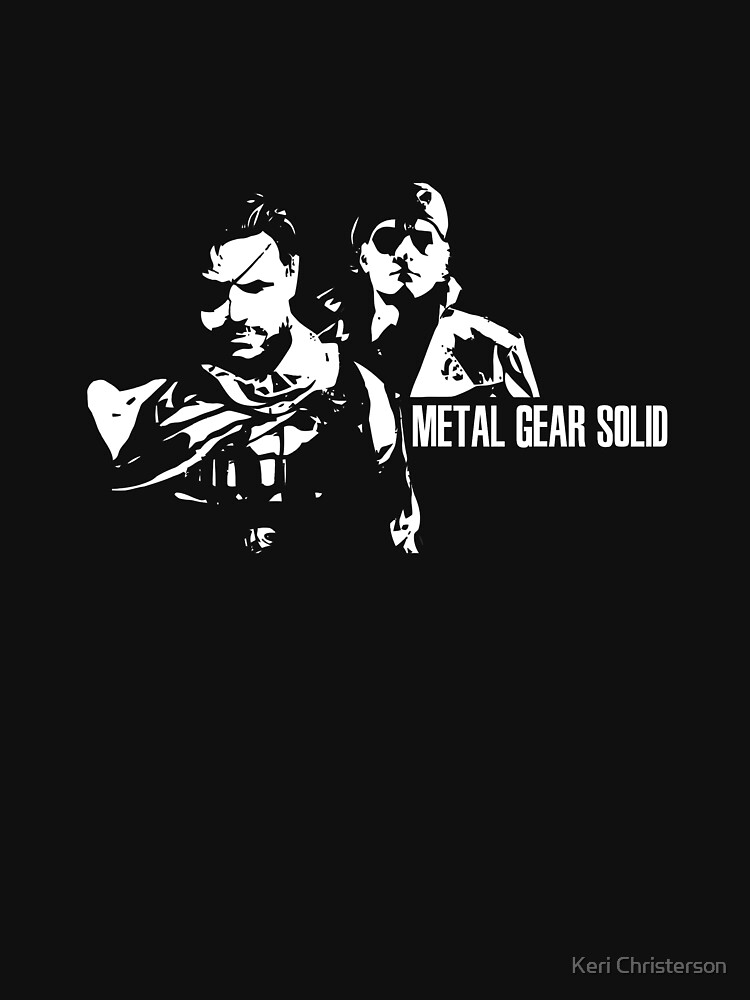 Metal Gear Solid V | Unisex T-Shirt