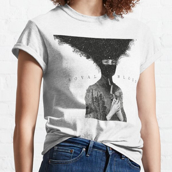 Royal Blood - Album Cover Classic T-Shirt