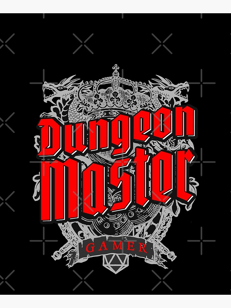 Dungeon Master by GrandeDuc