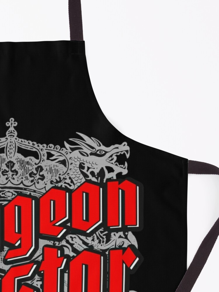 Alternate view of Dungeon Master Apron