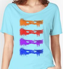 TMNT Headbands Women's Relaxed Fit T-Shirt