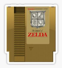 Zelda (nes) Sticker