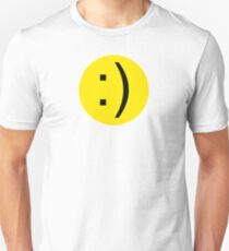 Smiley 2 Unisex T-Shirt