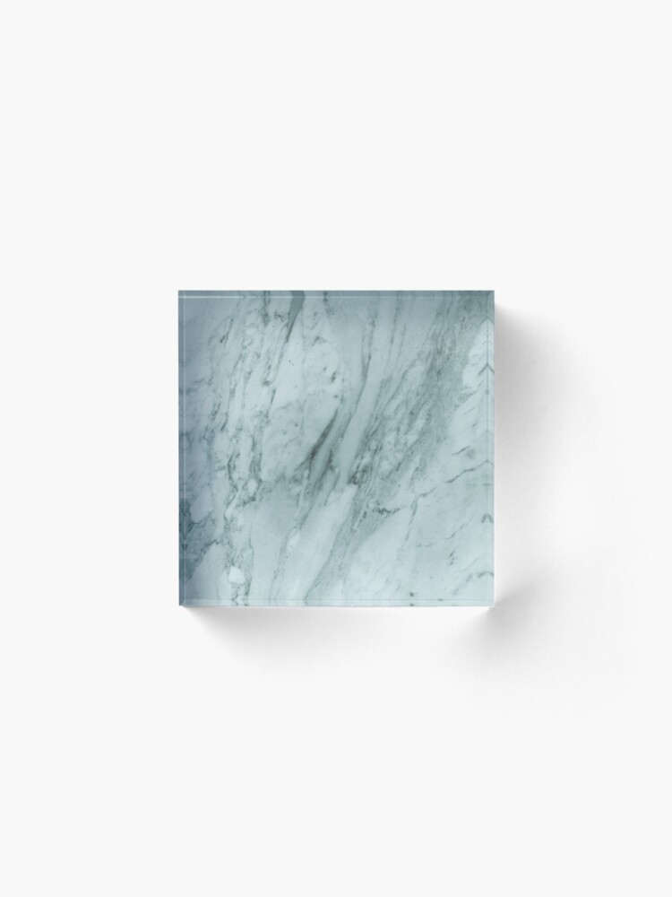 Alternate view of Texture green marble structure Acrylic Block