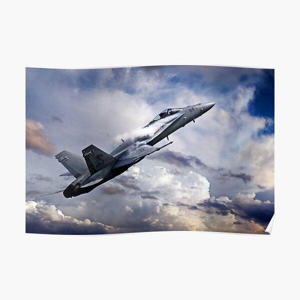 Super Hornet Poster