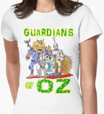 Guardians Of OZ Womens Fitted T-Shirt