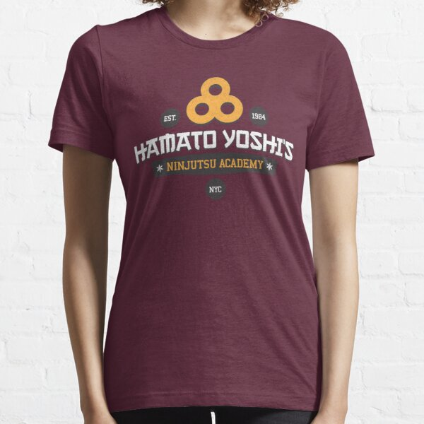 Hamato Yoshi's Ninjutsu Academy Essential T-Shirt
