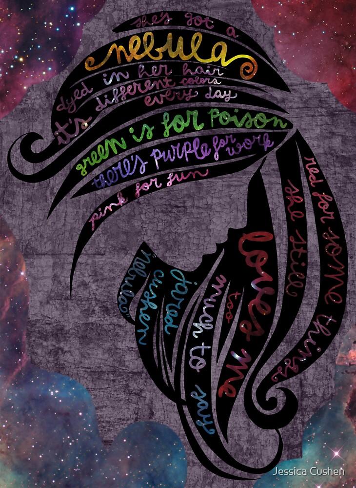 Nebula by Jessica Cushen