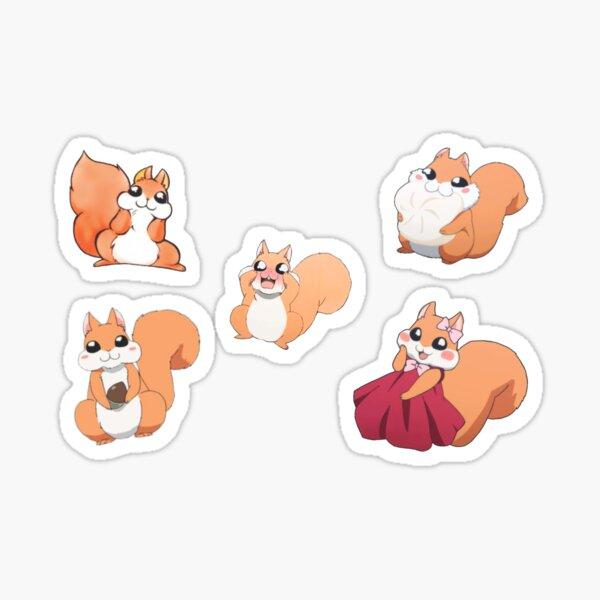 Ao yona of the dawn sticker pack Sticker