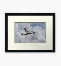 RAF Tornado - 617 Squadron Framed Print