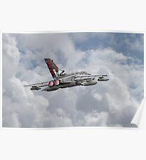 RAF Tornado - 617 Squadron Poster