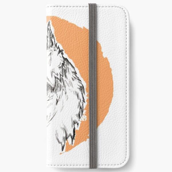 Kitsune iPhone Flip-Case