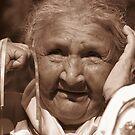 Elder Lady by Alex Call